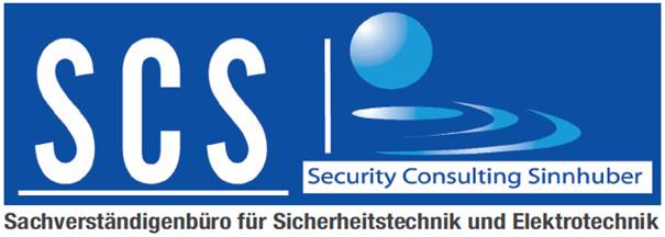 Logo Security Consulting Sinnhuber